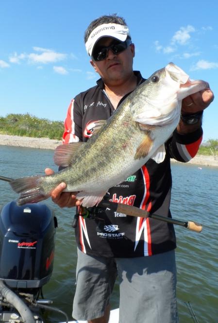 Campor El Mirador Sugar Lake Azúcar Marte R. Gomez bass lobina