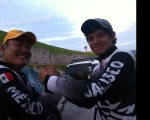 CROSS TRAINING !!! JUAN RO & YOSHII en Jalisco Tour