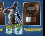 Edgar Romero rumbo a BASS Nation 2014, Entrevista