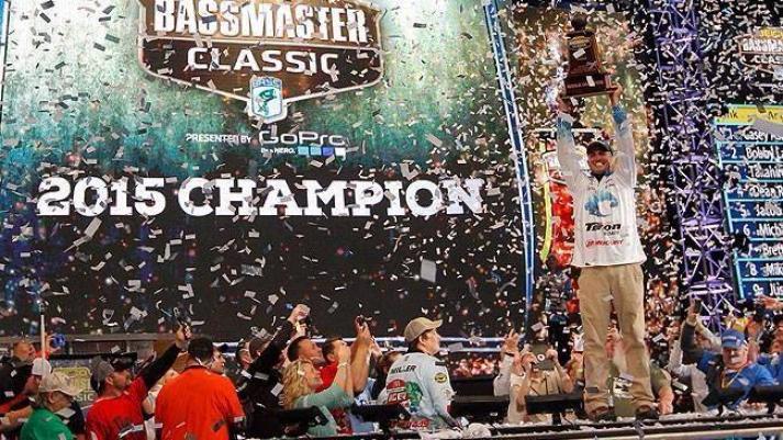 Casey Ashley Bassmaster Classic