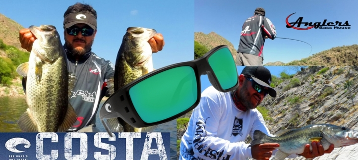 costa lentes gafas pescar sunglasses donde pescar anglers