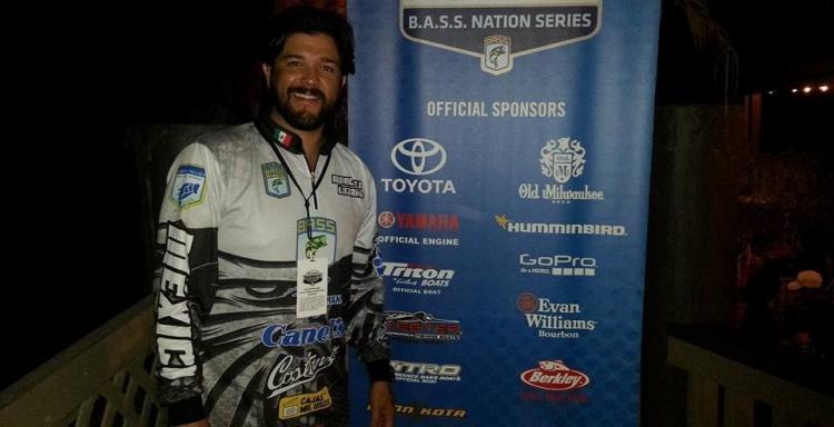 Marcelo Lozano Torneo BASS Nation 2015, Noviembre Ouachita River, Resultados
