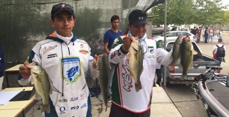 Seguimiento Selección Mexicana Pesca de Lobina rumbo a Portugal 2016