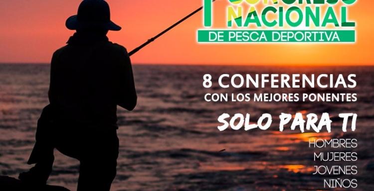 Pescando con Gigantes (Congreso de Pesca Deportiva)