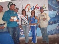 El Venao campeón Coahuila bass golon pesca torneo