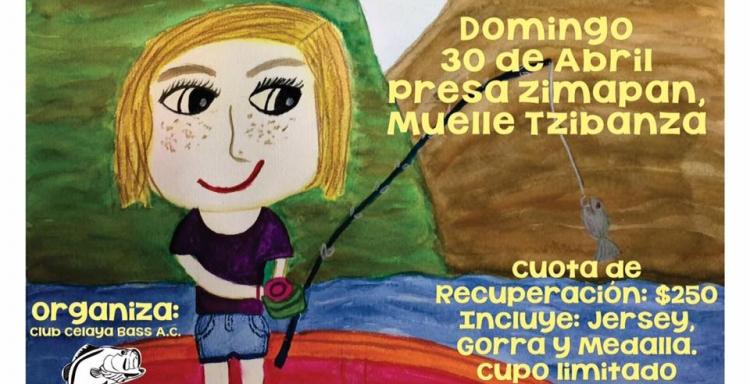 VII TORNEO DE NIÑOS Y DAMAS, Presa Zimapán, Abril 30
