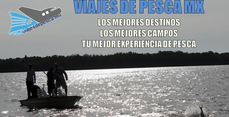 Viajes de Pesca México y América www.viajesdepesca.mx