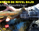 Anglers Tv Fly Fishing Wild Trout No.7 Afluentes de nivel bajo