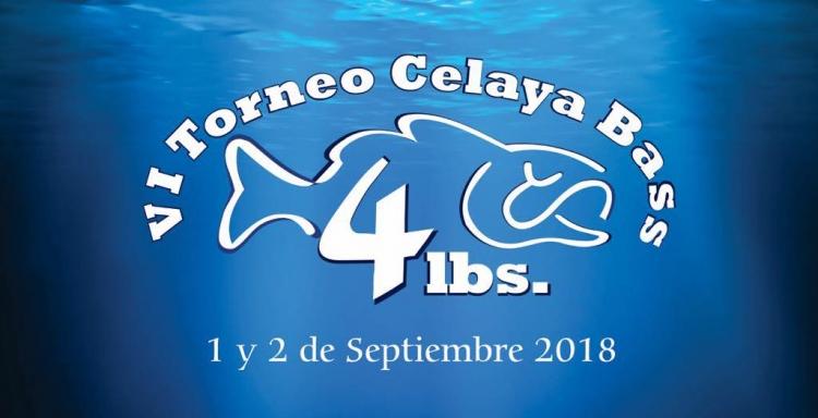 Torneo 4 LBS Club Celaya Bass, Presa Zimapan 1 y 2 de Septiembre de 2018