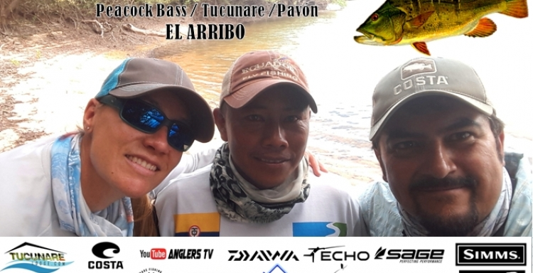 ANGLERS TV, TUCUNARES Río Vichada #1, El Arribo