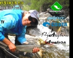 Anglers Tv, Fly Fishing México Wild Trout No.8 YAISA Y LA PESCA EN RIO.