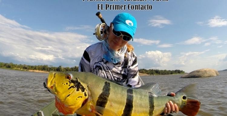 Anglers Tv Tucunares Río Vichada #2, El Primer Contacto