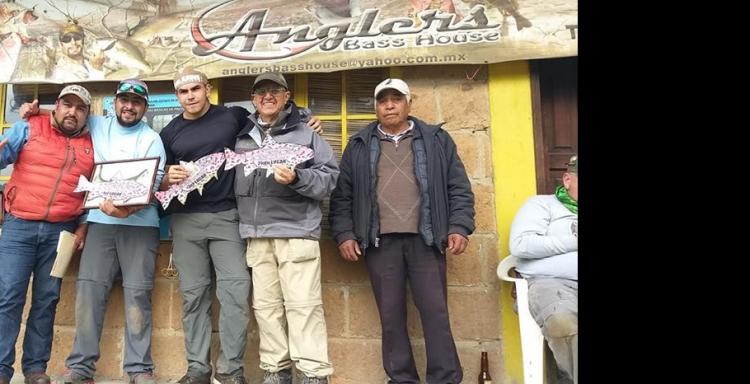 Resultados Torneo de Fly Fishing, Entre Valles 2018, 10 de noviembre.