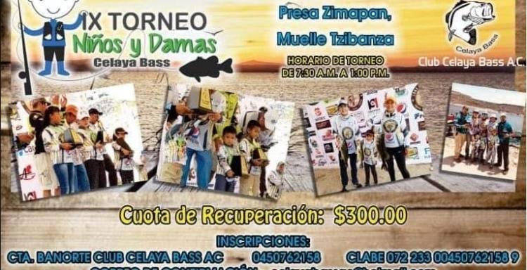 IX TORNEO DE NIÑOS Y DAMAS 2019, ZIMAPAN