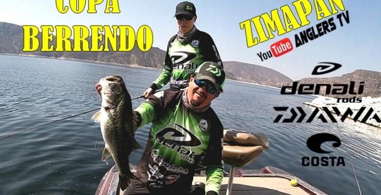 Anglers Tv, Copa Berrendo BIG BASS, Zimapán