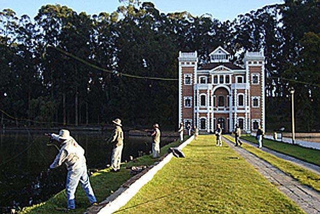 Torneo con Mosca, Ex Hacienda de Chautla