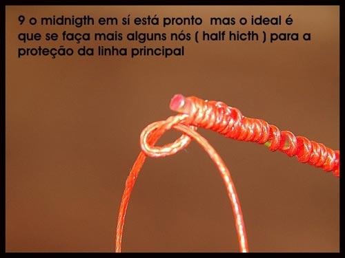 El poderoso nudo Midnight Knot