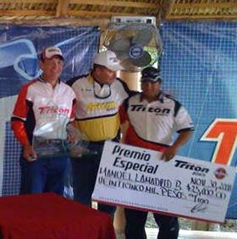 XXIX Torneo Club de Lobina Negra de San Luis Potosi