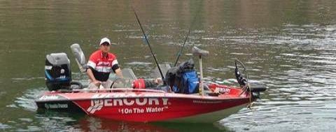 Profesionalizando la pesca, equipo Dondepescar - Mercury