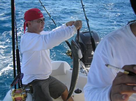 Barracudas y Atun, 29 de Julio de 2006
