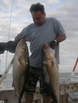 Amberjacks Cancun 16 Dic 2006