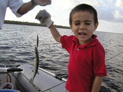 La pesca deportiva en los esteros del sureste mexicano