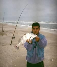 La pesca del Tambor