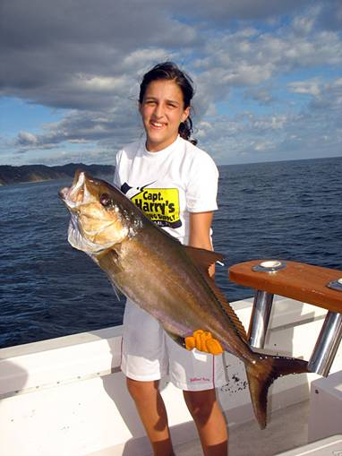 Pesca en Carrillo Costa Rica, Artime