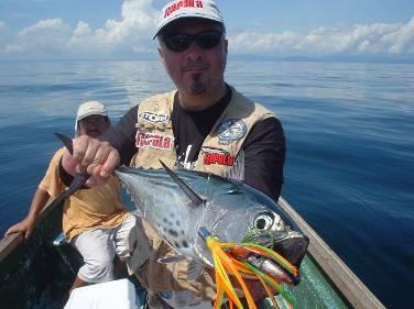Pesca de Dorados en Costa Rica