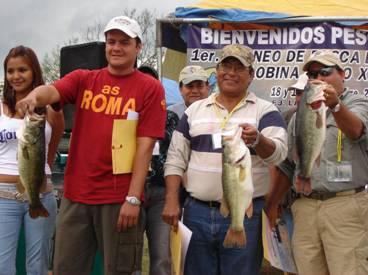 1er. Torneo de pesca Siglo XXI