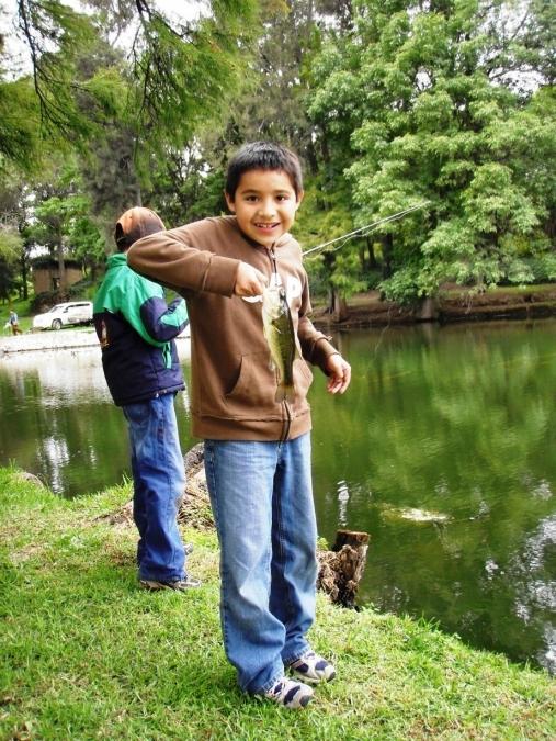 pescando en Chautla
