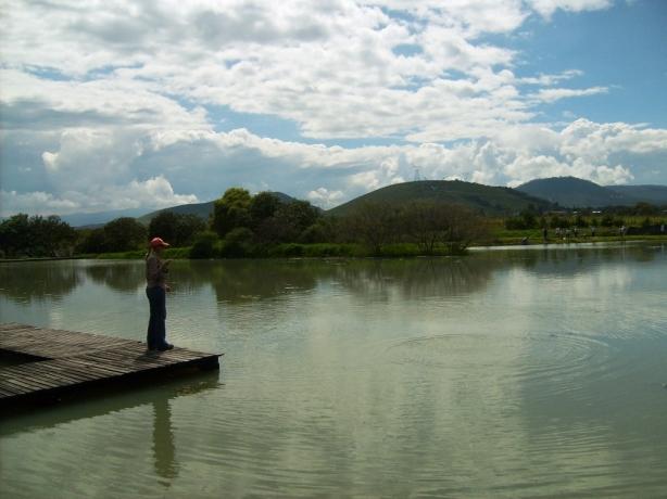 Rancho Cozapa Chignahuapan trucha Fly Fishing