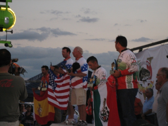 Campeonato Mundial de lobina 2009 El Cuchillo