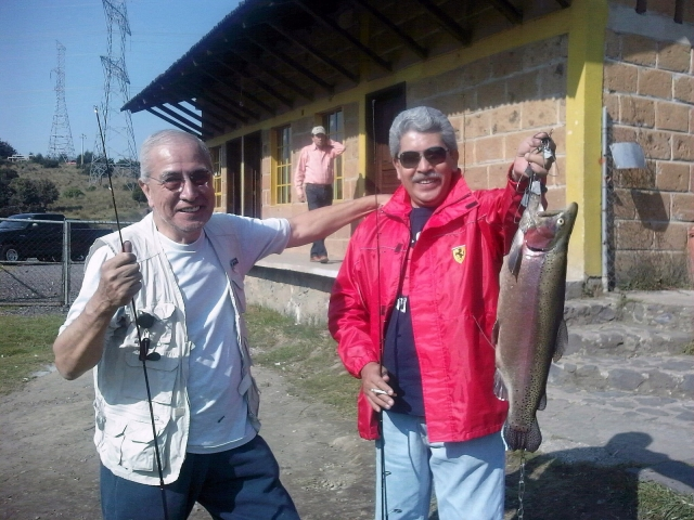 trucha 3 kgs en Entre Valles Estado de México