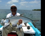 Video Sábalo en Holbox Fly Fishing