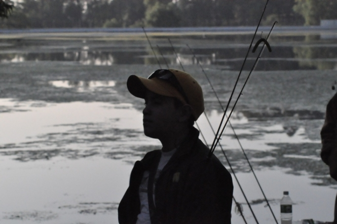 Torneo Anglers bass house 2010