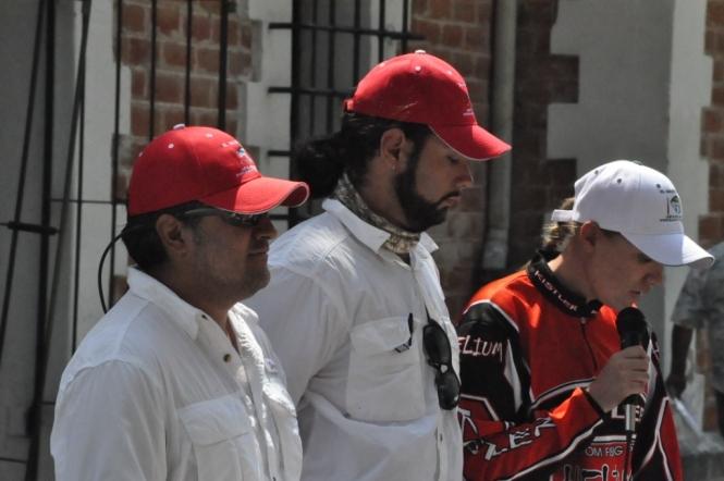Torneo Lobina Anglers bass house