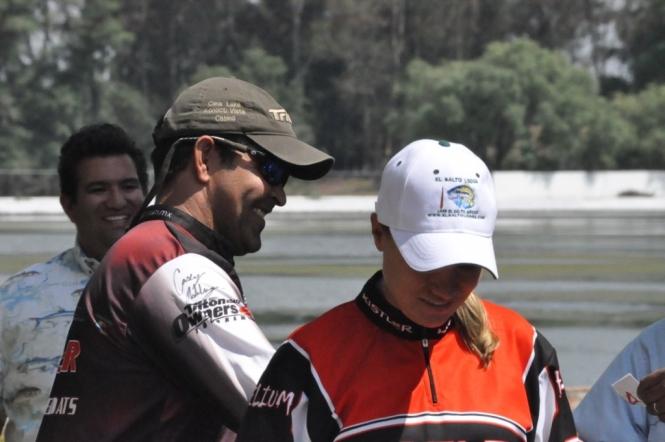 Torneo lobina Anglers Bass house Chautla