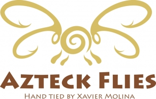 Azteck Flies logo