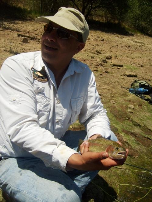 Xavier Molina Trucha silvestre