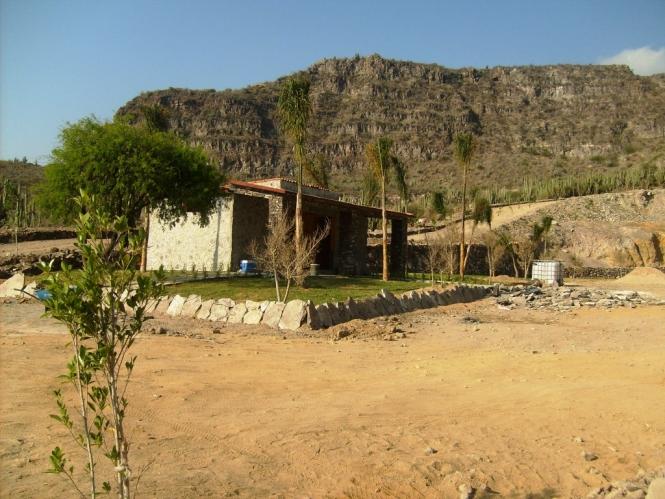 Hotel el Arbolito Lodge en Zimapán Lodge