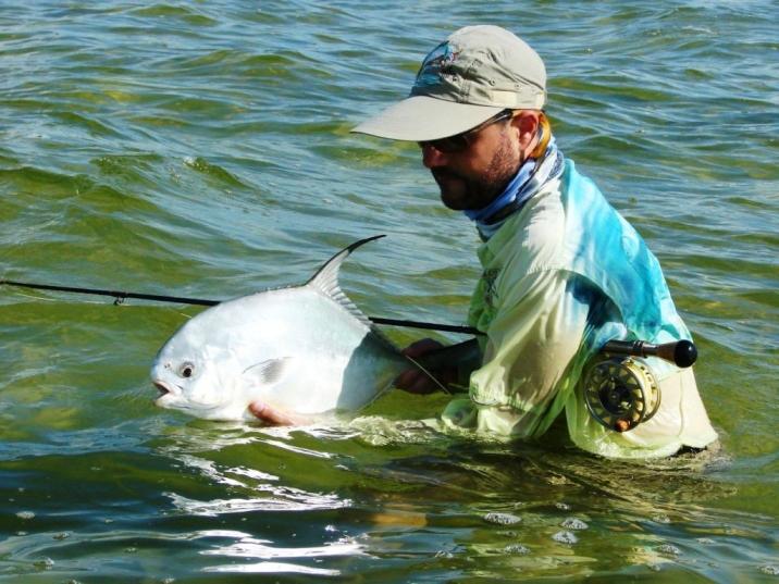 Carlos Godoy Pesca con mosca Mar