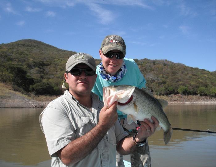 New Bass Aguamilpa