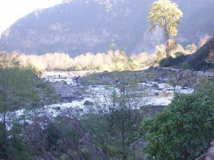 Torneo río Apulco