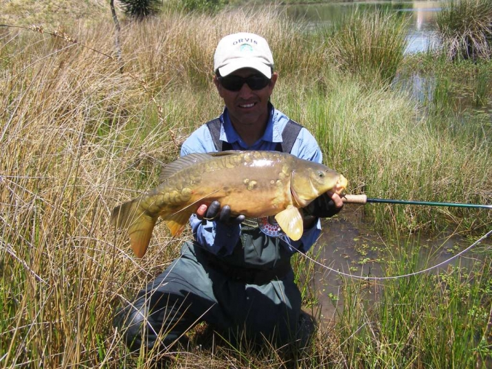 Luis Vargas CAG Carp Fishing Fly