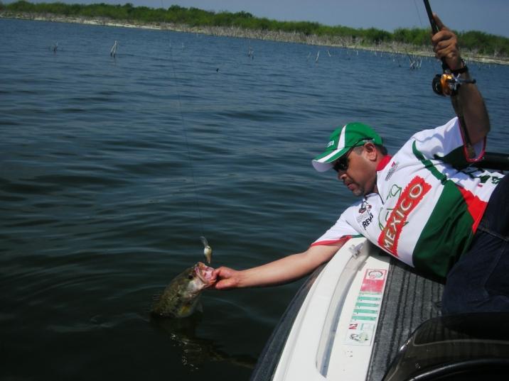 El Peinao Rush Bass Zone Donde Pescar