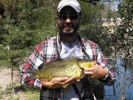 Pesca en San Antonio, Sn Miguel Regla, Hidalgo