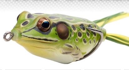 Koppers Live Target Frog icast 2011
