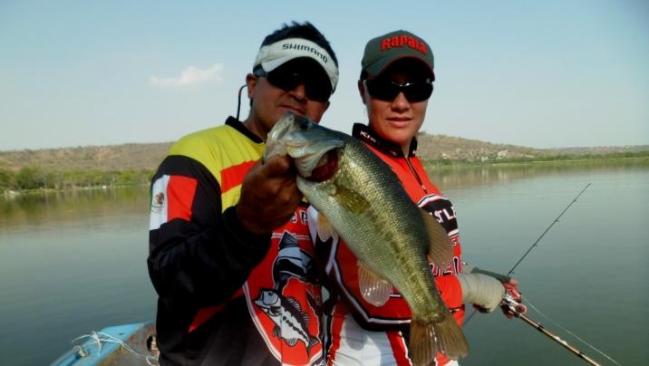 Coatetelco pesca deportiva lobina bass