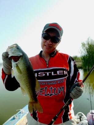 Pesca Deportiva lobina bass Coatetelco